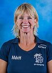 UTRECHT - manager Marielle de Vuijst-Hoogendoorn (Kampong) Kampong Dames I, seizoen 2019/2020. COPYRIGHT KOEN SUYK