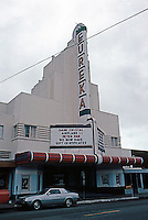 Movie Theatre: Eureka, CA. Eureka Theater, C. 1937. Photo '83.