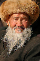 Nearly 8.5 million of the estimated 9 million Uyghurs live in the Xinjiang Uyghur Autonomous Region of China. In the year 840, they were driven from Mongolia and settled where the live now in the oasis towns in the Taklamakan Desert. Today, Uyghurs make up 45 percent of the population of Xinjiang compared to 75 percent in 1945..