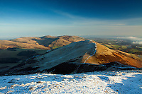 Turnhouse Hill from Carnethy Hill, The Pentland Hills, The Pentland Hills Regional Park, Lothian