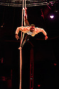 Edinburgh, UK. 06.08.2016. Silver Lining and Jackson's Lane present &quot;Throwback&quot;, in the Lafayette, at the Circus Hub, as part of the Edinburgh Festival Fringe. Performers are: Ulrike Storch<br /> Sammy Dinneen<br /> Craig Dagostino<br /> LJ Kalyn Marles<br /> Tom Ball<br /> Niamh O&rsquo;Reilly. Photograph &copy; Jane Hobson.