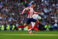 Atletico de Madrid's Alvaro Morata controls the ball during La Liga match. Feb 01, 2020. (ALTERPHOTOS/Manu R.B.)<br /> 01/02/2020 <br /> Liga Spagna 2019/2020 <br /> Real Madrid - Atletico Madrid  <br /> Foto Alterphotos / Insidefoto <br /> ITALY ONLY