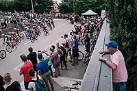 &quot;vai!&quot;<br /> 15km to go<br /> <br /> stage 13 Ferrara - Nervesa della Battaglia (180km)<br /> 101th Giro d'Italia 2018