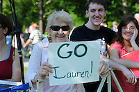 PHILLY TRI Day One: Fans
