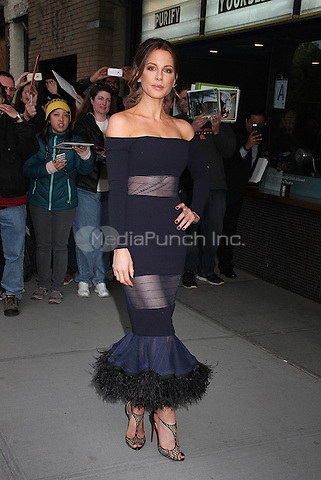 NEW YORK, NY - MAY 10:  Kate Beckinsale arrives for a screening of 'Love & Friendship' in New York, New York on May 10, 2016.   Photo Credit: Rainmaker Photo/MediaPunch