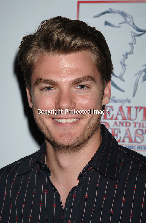 """Jeff Branson ..at The 5000th performance of """"Beauty and The Beast"""" party on June 20, 2006 at Planet Hollywood...Jacob Young of All My Children is starring as Lumiere. ..Robin Platzer, Twin Images"""