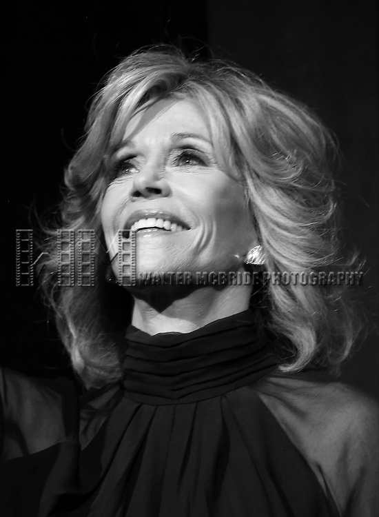 Jane Fonda during the presentation of 'This Is Where I Leave You'  at the 2014 Toronto International Film Festival at the Roy Thomson Hall on September 7, 2014 in Toronto, Canada.