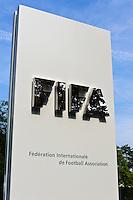 FIFA-Gebäude, Zürich, Schweiz