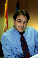 FILE PHOTO - Federal Justice minister  Martin Cauchon in 1997.<br /> <br /> Photo : Pierre Roussel - Agence Quebec Presse