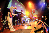 Daddy Dank & The Goodness Gracious in concert at Voodoo Lounge of Harrah's Casino in Maryland Heights, MO on March 26, 2010.