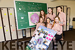 Students from Presentation secondary School Tralee are in the AIB Build A Bank National Final on April 25 in Dublin. with their Butterfly Bank Pictured TY students: Manager – Sadbh Kilgallen, Assistant Manager – Ciara Boyd, Innovation Executive – Michelle Doody, Digital Officer – Cara Segal, Finance Officer – Jennifer Hanafin and Marketing manager – Rebecca Poultney