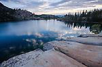 Upper Kinney Lake, Toiyabe National Forest, California