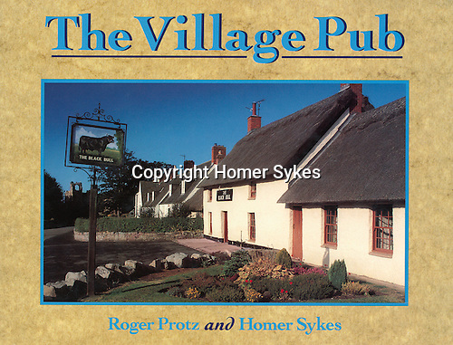 The Village Pub. Published by Weidenfeld and Nicolson 1992.....OUT OF PRINT. I have a 4 HB nearly new copies left. The book is also called English Village Pubs, the title for the American market  and has a different cover.<br />