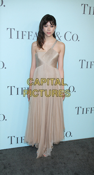 04 15,  2016: Hikari Moriat TIFFANY &amp;  CO. 2016 BLUE BOOK at the Cunard Building in New York, USA April 15, 2016,<br /> CAP/MPI/RW<br /> &copy;RW/MPI/Capital Pictures