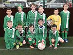 Duleek Dragons U-8. Photo:Colin Bell/pressphotos.ie