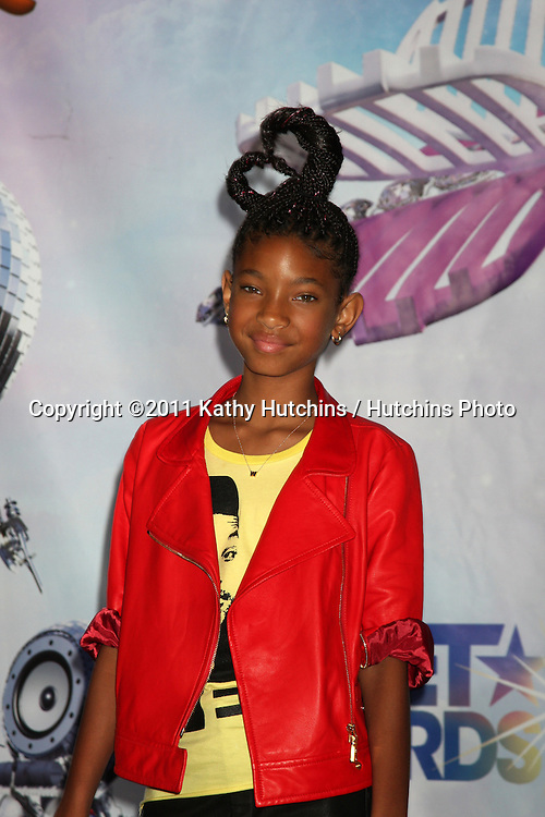 LOS ANGELES - JUN 26:  Willow Smith in the Press Room at the 11th Annual BET Awards at Shrine Auditorium on June 26, 2004 in Los Angeles, CA