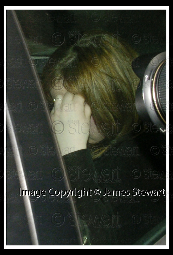 04/05/2007       Copyright Pic: James Stewart.File Name : sct_jspa09_tobin_040507.ANETA KLUK LEAVES THE HIGH COURT IN EDINBURGH IN THE BACK OF A POLICE CAR AFTER SEEING PETER TOBIN SENTENCED TO 21 YEARS FOR THE RAPE AND MURDER OF HER SISTER ANGELIKA KLUK....James Stewart Photo Agency 19 Carronlea Drive, Falkirk. FK2 8DN      Vat Reg No. 607 6932 25.Office     : +44 (0)1324 570906     .Mobile   : +44 (0)7721 416997.Fax         : +44 (0)1324 570906.E-mail  :  jim@jspa.co.uk.If you require further information then contact Jim Stewart on any of the numbers above.........
