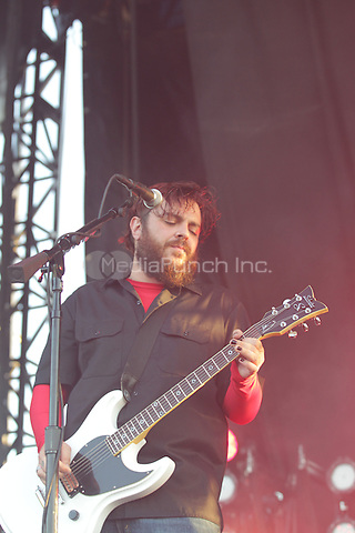 MEMPHIS, TN - MAY 4: Seether at the 2014 Beale Street Music Festival at Tom Lee Park in Memphis, Tennessee on May 4, 2014. Credit: mpi34/MediaPunch