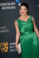 Shohreh Aghdashloo at the 2017 AMD British Academy Britannia Awards at the Beverly Hilton Hotel, USA 27 Oct. 2017<br /> Picture: Paul Smith/Featureflash/SilverHub 0208 004 5359 sales@silverhubmedia.com