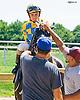 Lake Creek winning at Delaware Park on 8/15/16