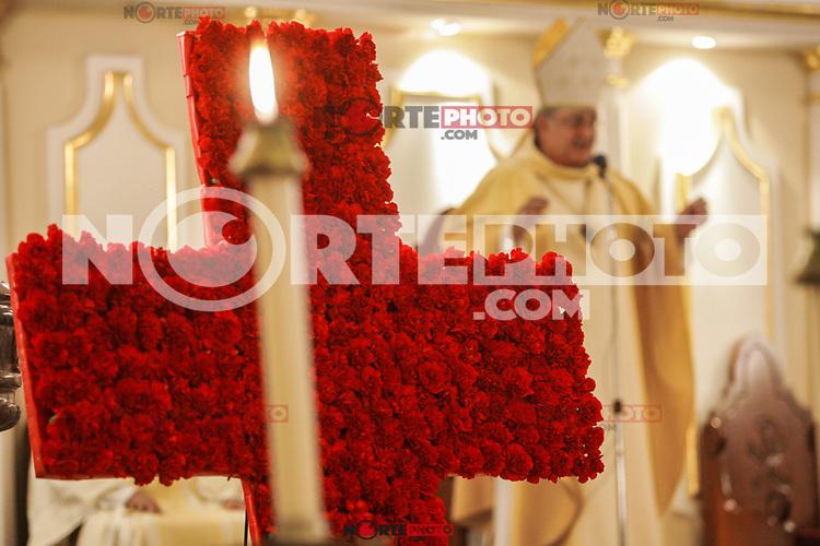 Arzobispo de Hermosillo, Ulices.<br /> Misa