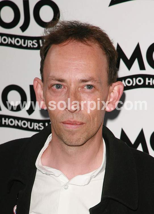 **ALL ROUND PICTURES FROM SOLARPIX.COM**.Mojo Music Awards Honours List 2007 at the Brewery, London..This pic: Steve Lamacq..JOB REF:  4094  GMT   DATE: 18.06.07.**MUST CREDIT SOLARPIX.COM OR DOUBLE FEE WILL BE CHARGED* *UNDER NO CIRCUMSTANCES IS THIS IMAGE TO BE REPRODUCED FOR ANY ONLINE EDITION WITHOUT PRIOR PERMISSION*