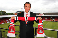 Leyton Orient FC Press Conference 28-05-15