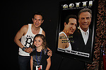 "Actor William DeMeo with young lady- Brooklyn, New York celebratges Actor William DeMeo's upcoming role in Gotti film in which he plays Sammy ""The Bull"" Gravano in a block party on May 23, 2018 along with cast.  (Photo by Sue Coflin/Max Photos)"