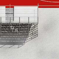Ameneh Solati of ADS7 is working in the unique context of Iran, and has designed a student residence that acknowledges the agency of students in driving societal transformation. With subtle tweaks to the current dominant forms of architecture, she has created a porous living space, with shared communal areas.