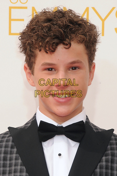25 August 2014 - Los Angeles, California - Nolan Gould. 66th Annual Primetime Emmy Awards - Arrivals held at Nokia Theatre LA Live. <br /> CAP/ADM/BP<br /> &copy;BP/ADM/Capital Pictures