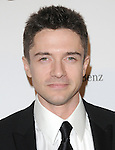 """Topher Grace attends the Art of Elysium 4th Annual Charity Gala """"Heaven"""" held at The Annenberg Building at The California Science Center in Los Angeles, California on January 15,2011                                                                               © 2010 DVS / Hollywood Press Agency"""