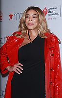 NEW YORK, NY February 08, 2018:Wendy Williams  attend  American Heart Association's® Go Red For Women® Red Dress Collection® 2018 at Hammerstein Ballroom in New York. February 08, 2018. Credit:RW/MediaPunch