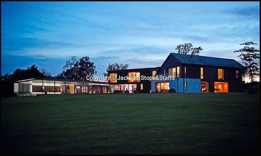 BNPS.co.uk (01202 558833)<br /> Pic: Jackson-Stops&Staff/BNPS<br /> <br /> For sale - Super home with its own leisure centre attached.<br /> <br /> The buyers of this stunning country property will never need to leave home again - with their own leisure complex at their fingertips.<br /> <br /> Birchwood House in Hoar Cross, Staffs, is a bespoke five-bedroom house that makes the most of the incredible countryside surrounding it with floor to ceiling windows in most rooms.<br /> <br /> But the really unusual selling feature is its unsurpassed leisure suite with a purpose-built gym, 15-metre swimming pool, sauna and steam room. <br /> <br /> It might save you a fortune in gym fees, but any wannabe owners will need £2.75million to get their hands on this cutting edge, contemporary pad.<br /> <br /> The house also has a media room which currently has a pool table and a home cinema, meaning you really could settle in for the long haul.