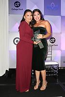 NOV 08 the Eva Longoria Foundation Dinner Gala honoring Zoe Saldana and Gina Rodriguez