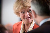 Kulturstaatsministerin Monika Gruetters (CDU) nimmt am Mittwoch (21.09.16) in Berlin an der Sitzung des Bundeskabinetts teil.<br /> Foto: Axel Schmidt/CommonLens