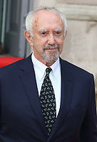 Jonathan Pryce at the Film4 Summer Screen: The Wife Opening Gala at Somerset House, Strand, London, England, UK on Thursday 9th August 2018.<br /> CAP/ROS<br /> &copy;ROS/Capital Pictures /MediaPunch ***NORTH AND SOUTH AMERICAS ONLY***