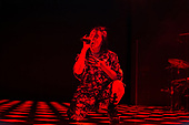 WASHINGTON, DC - JUNE 20: Billie Eilish performs live for When We All Fall Tour at The Anthem on June 20, 2019 in Washington, DC. (Photo by Brian Stukes/ON-SITEFOTOS)