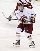 Allie Thunstrom (BC - 9) - The University of Minnesota-Duluth Bulldogs defeated the Boston College Eagles 3-0 on Friday, November 27, 2009, at Conte Forum in Chestnut Hill, Massachusetts.