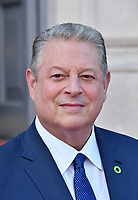 LONDON, UK, AUG 10: Al Gore attends as his documentary marks opening of Film4 Summer Screen film festival at Somerset House on August 10th, 2017, London, UK.<br /> CAP/JOR<br /> &copy;JOR/Capital Pictures