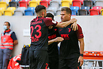 Torjubel FC Augsburg<br /><br />1. Fussball Bundesliga 33. Spieltag - Fortuna Duesseldorf vs. FC Augsburg 20.06.2020<br /><br /><br /><br />(Foto: Sebastian Sendlak / wave.inc/POOL/ via Meuter/Nordphoto)<br /><br />DFL regulations prohibit any use of photographs as image sequences and/or quasi-videos.<br /><br />EDITORIAL USE ONLY<br /><br />National and international News-Agencys OUT.