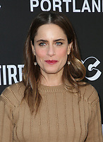 "NORTH HOLLYWOOD, CA - MAY 15: Amanda Peet, at IFC Hosts ""Brockmire"" And ""Portlandia"" EMMY FYC Red Carpet Event at Saban Media Center at the Television Academy, Wolf Theatre in North Hollywood, California on May 15, 2018. Credit: Faye Sadou/MediaPunch"