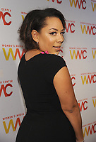 NEW YORK, NY - NOVEMBER 01: Selenis Levya attends the 2018 Women's Media Awards at Capitale on November 1, 2018 in New York City.a attends the 2018 Women's Media Awards at Capitale on November 1, 2018 in New York City.  <br /> CAP/MPI/JP<br /> &copy;JP/MPI/Capital Pictures