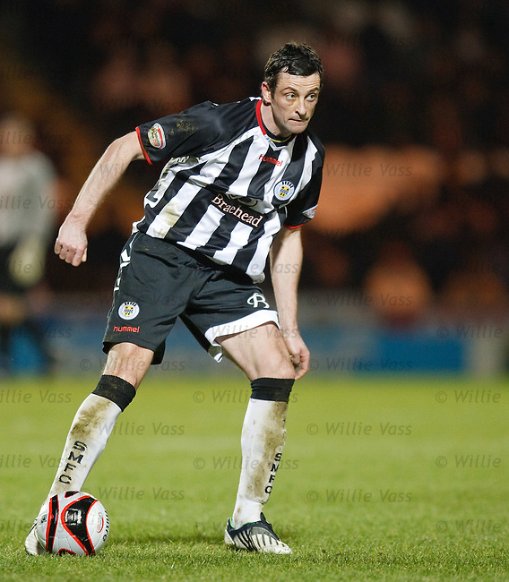 Jack Ross, St Mirren