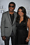 "BEVERLY HILLS, CA. - October 18: Kenny ""Babyface"" Edmonds and Nicole Pantenberg arrive at the First Annual Noble Humanitarian Awards at The Beverly Hilton Hotel on October 18, 2009 in Beverly Hills, California."