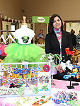 Hilda Sturaof Princess Na-La-Tutus at the Cottage Market in St. Peter's Parish hall. Photo:Colin Bell/pressphotos.ie