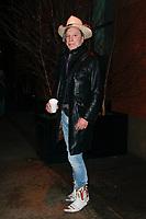 FEB 11 Mickey Rourke  Seen In New York City
