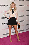 WEST HOLLYWOOD, CA - OCTOBER 12: Dancer Julianne Hough arrives at Cosmopolitan Magazine's 50th Birthday Celebration at Ysabel on October 12, 2015 in West Hollywood, California.