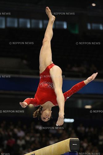 Jordyn Wieber (USA), ..OCTOBER 8, 2011 - Artistic Gymnastics : ..2011 World Artistic Gymnastics Championships ..Women's Qualification ..at Tokyo Metropolitan Gymnasium, Tokyo, Japan. ..(Photo by YUTAKA/AFLO SPORT) [1040]