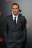 www.acepixs.com<br /> <br /> April 25 2017, LA<br /> <br /> Joseph Fiennes arriving at the premiere of  'The Handmaid's Tale' at the ArcLight Cinemas Cinerama Dome on April 25, 2017 in Hollywood, California.<br /> <br /> By Line: Peter West/ACE Pictures<br /> <br /> <br /> ACE Pictures Inc<br /> Tel: 6467670430<br /> Email: info@acepixs.com<br /> www.acepixs.com