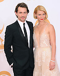 Claire Danes and Hugh Dancy attends 65th Annual Primetime Emmy Awards - Arrivals held at The Nokia Theatre L.A. Live in Los Angeles, California on September 22,2012                                                                               © 2013 DVS / Hollywood Press Agency